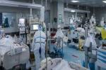 تعداد بیماران کرونایی در اندیکا در پیک پنجم به اوج خود رسیده است