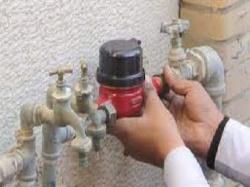 سارق کنتورهای آب در مسجدسلیمان به دام پلیس افتاد