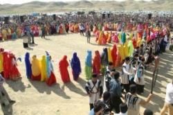 موسسه خیریه زنان نیک اندیش بختیاری جشنواره سالانه نوروزی خود را در مسجدسلیمان لغو کرد