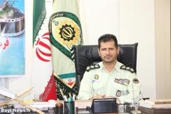 دستگیری سوداگر مرگ در عملیات تعقیب و گریز پلیس مسجدسلیمان