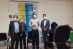 بازدید دادستان عمومی و انقلاب مسجدسلیمان از حوزه های امتحانی شهرستان + تصاویر
