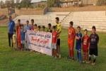 افتتاح مدرسه فوتبال دانشگاه آزاد اسلامی واحد مسجدسلیمان