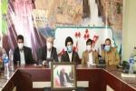 مراسم معارفه امرالله نوذری به عنوان فرماندار جدید اندیکا برگزار شد
