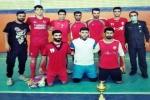 برگزاری مسابقات فوتسال بین حوزه های مقاومت بسیج شهرستان مسجدسلیمان